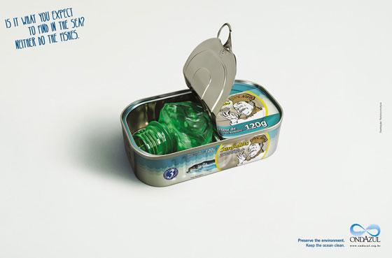¿Y usted que espera encontrarse en su lata de atún?