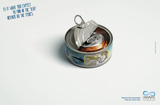 ¿Y usted que espera encontrarse en su lata de sardinas?